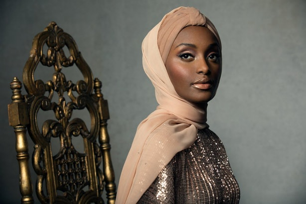Haute Hijab's Luxury Hijab Collection Is Changing The Game For Muslim Fashionistas