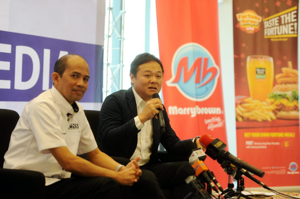 Marrybrown hopes to be 1st halal fast food to enter Japan in time for 2020 Olympics
