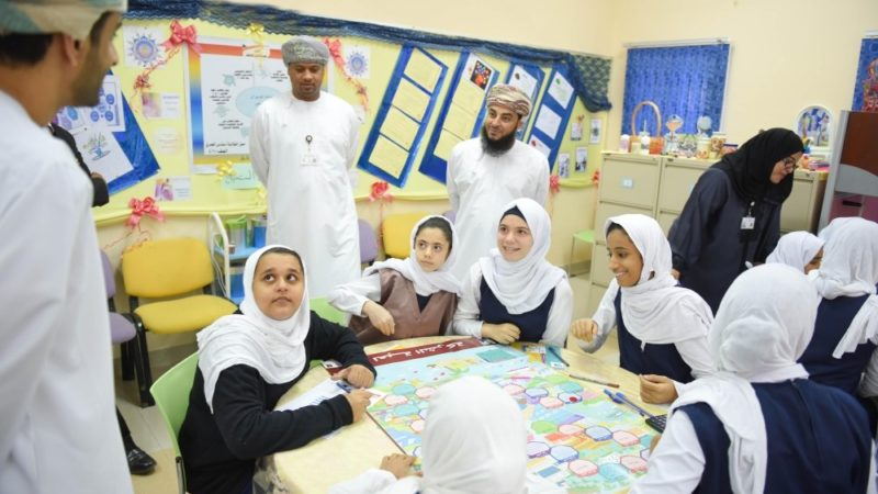 Bank Muscat's Meethaq exceeds target of 5000 students in 'Little Investor' programme