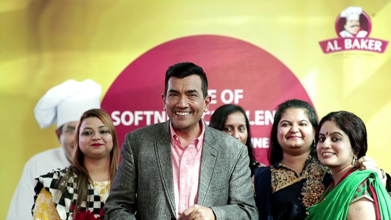 Master Chef Sanjeev Kapoor flies into Dubai to surprise winners of Al Baker competition