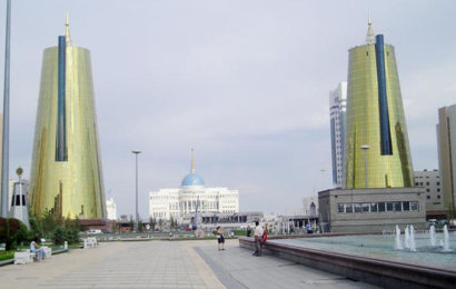 Kazakhstan seeks to become regional financial hub