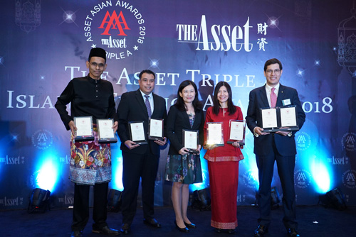 CIMB clinches 12 prestigious awards at The Asset Triple A Islamic Finance Awards 2018